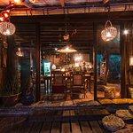Lounge Club Bali Dacha guest areas