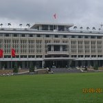 MEMORIES OF VIETNAM INDEPENDENCE at HOCHIMINH CITY