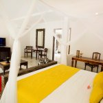 Bed room and amenities