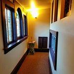 Entrance Hallway to Room C
