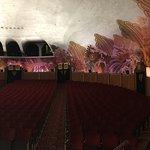 Art Deco designed theater