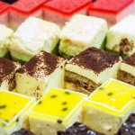 Star Buffet makes all their desserts with their own pastisserie chefs
