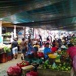 The Belen market