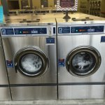 Its the cleanest laundromat we have ever seen...