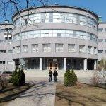 Кремль, корпус 5, здание Дом Советов, центральный вход
