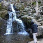 Dark Hollow Falls Photo