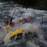 Tongariro River Rafting Foto