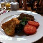 Great veggie breakfast