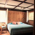 River cottage bedroom