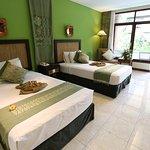 Foto de The Graha Cakra Bali Hotel