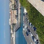 Veduta panoramica del golfo
