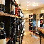 Galleria dei Vini im Ristorante Verdi - der perfekte Raum für eine Weindegustation