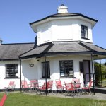 A delightful, quirky cafe on the edge of the beautiful Penrhos Park. Great welcome and food.