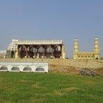 Palace structure in Srirangapatna