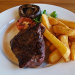 8oz Gillet Steak (compare the images from their web-site)