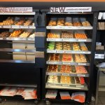Dunkin' Donuts - lots of donuts