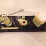 Dessert Agrumes dans tous les états