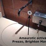 Bone-dry basin, Prezzo, Brighton Marina