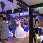 Excellent space, wonderfully decorated. Ideal venue for a wedding reception