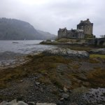 The most photogenic castle, Eilean Donan Castle, which can be visited inside.