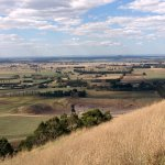One view from Mount Leura
