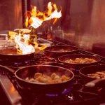 Schauplatz Küche - Hier entstehen die Köstlichkeiten!