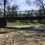 The bridge to Belle Meade