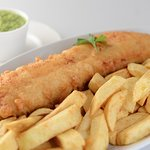 Traditional Cod and Chips