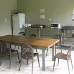 Campers' Kitchen: The Table