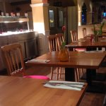 Empty tables say it all