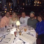 Capital Grille NYC dinner