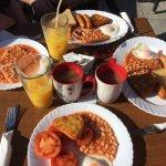 Breakfast at Eastenders