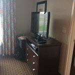 Bedroom in suite.