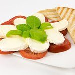 Enjoy our delicious Caprese Salad