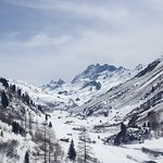 Stille Ecken im Skigebiet (Bodenalp)
