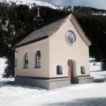 Stille Ecken im Skigebiet (Kapelle im Fimbatal)