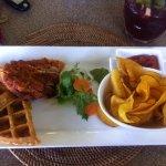 Brunch - Chicken & Waffles