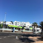 Oasis apartments, casino restaurant and boat trip from harbour to Puerto calero.