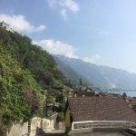 Altstadt Montreux Foto