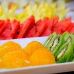 Buffet Desayuno de Frutas Preparadas