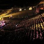Beste Sicht aus der bigBOX-Loge - Konzertgenuss mit besonderem Komfort und Service, Foto: Peter