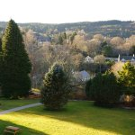 Strathpeffer from 2nd floor room