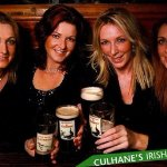 Best Pint of Guinness at Culhane's Irish Pub!