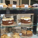 The delicious cakes & quirky decor at the new Conservatory cafe
