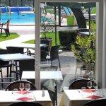Salle Restaurant - vue jardin