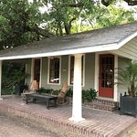 Foto de Cottages at the Rip Van Winkle Gardens