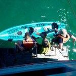 Blue Stars Kayaking Foto