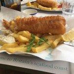 Fish and chips Rockfish Dartmouth