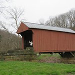Covered Bridge at Walkersville -- 8 miles