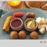 Danish sampler platter